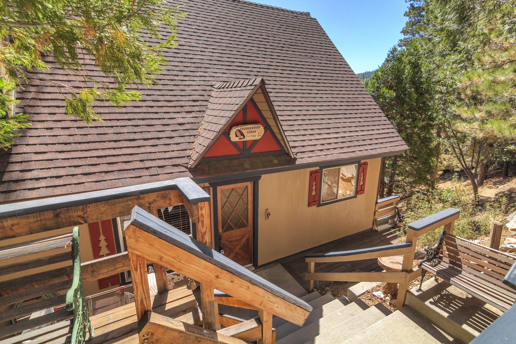 Single Family Home for Sale at 26609 Thunderbird Lake Arrowhead, California 92352 United States
