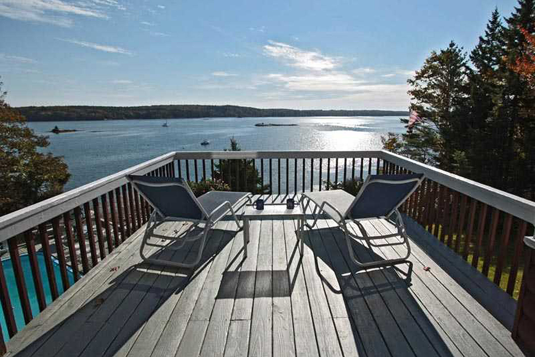 Single Family Home for Sale at 47 Virginia Street Boothbay Harbor, Maine 04538 United States