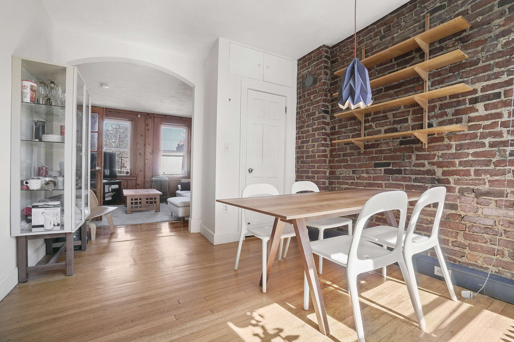 Condominium for Active at Charming One Bedroom With Exposed Brick 70 Revere St 9 Boston, Massachusetts 02114 United States
