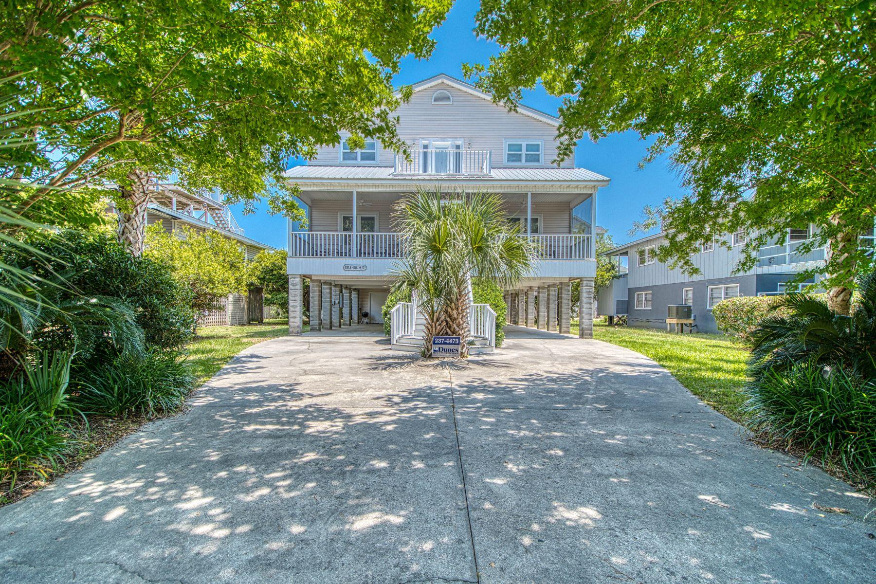 Single Family Homes for Sale at 147 Sundial Drive Pawleys Island, South Carolina 29585 United States