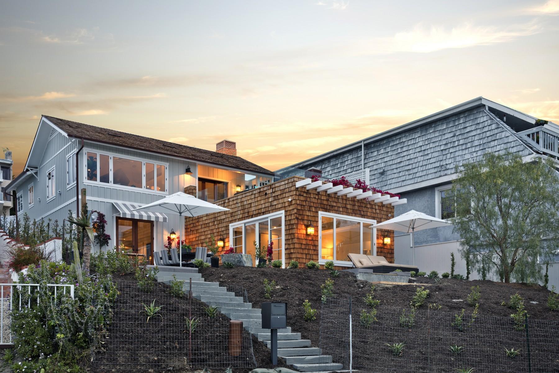 獨棟家庭住宅 為 出售 在 738 Cliff Dr. Laguna Beach, 加利福尼亞州, 92651 美國