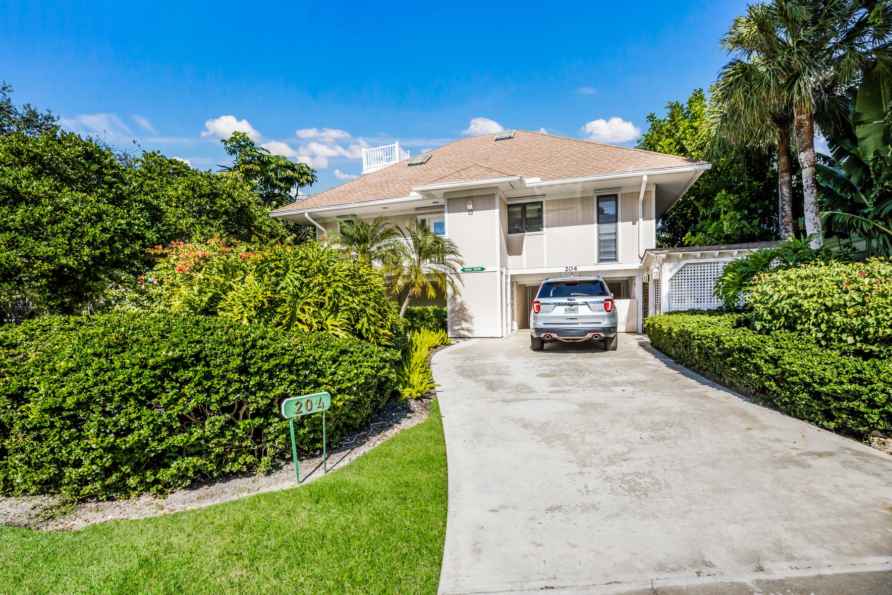 Single Family Homes for Sale at 204 Waterways Avenue Boca Grande, Florida 33921 United States