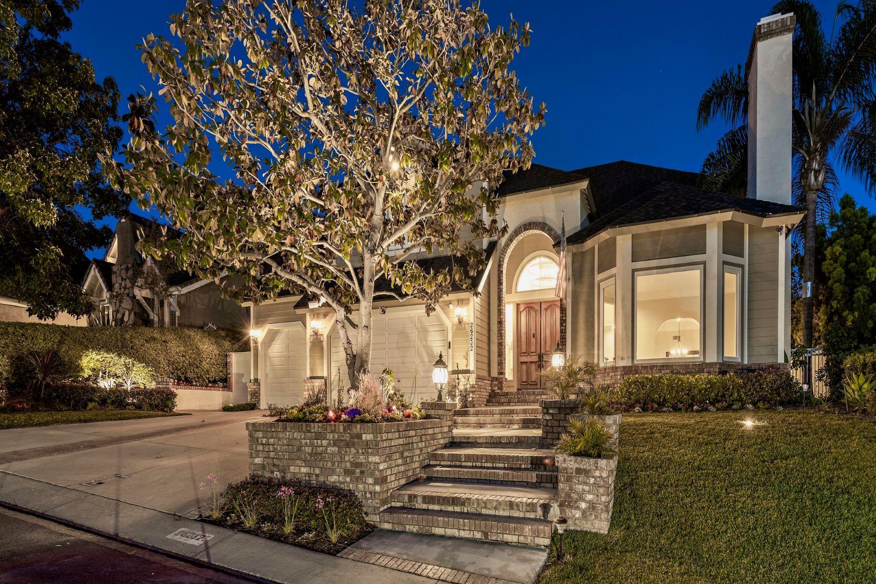 Single Family Homes for Sale at 26232 Mount Diablo Road Laguna Hills, California 92653 United States