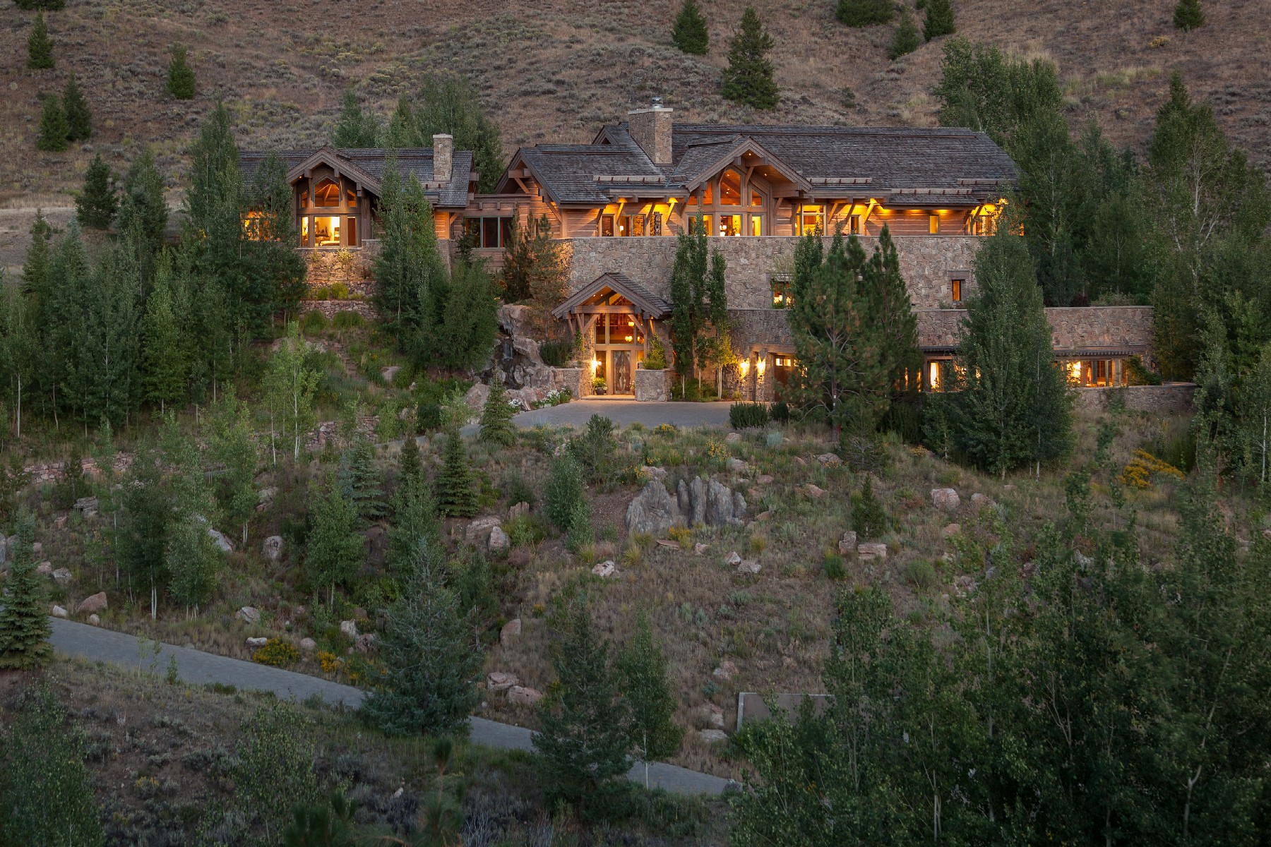 Single Family Home for Active at Legacy Sun Valley Estate Ketchum, Idaho 83340 United States