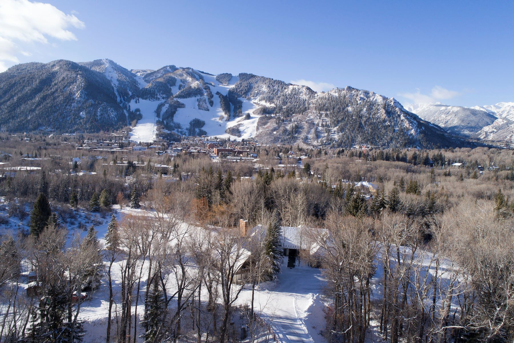 Land for Active at Crown Jewel of Aspen's Rubey Parcels 101 American Lane Aspen, Colorado 81611 United States