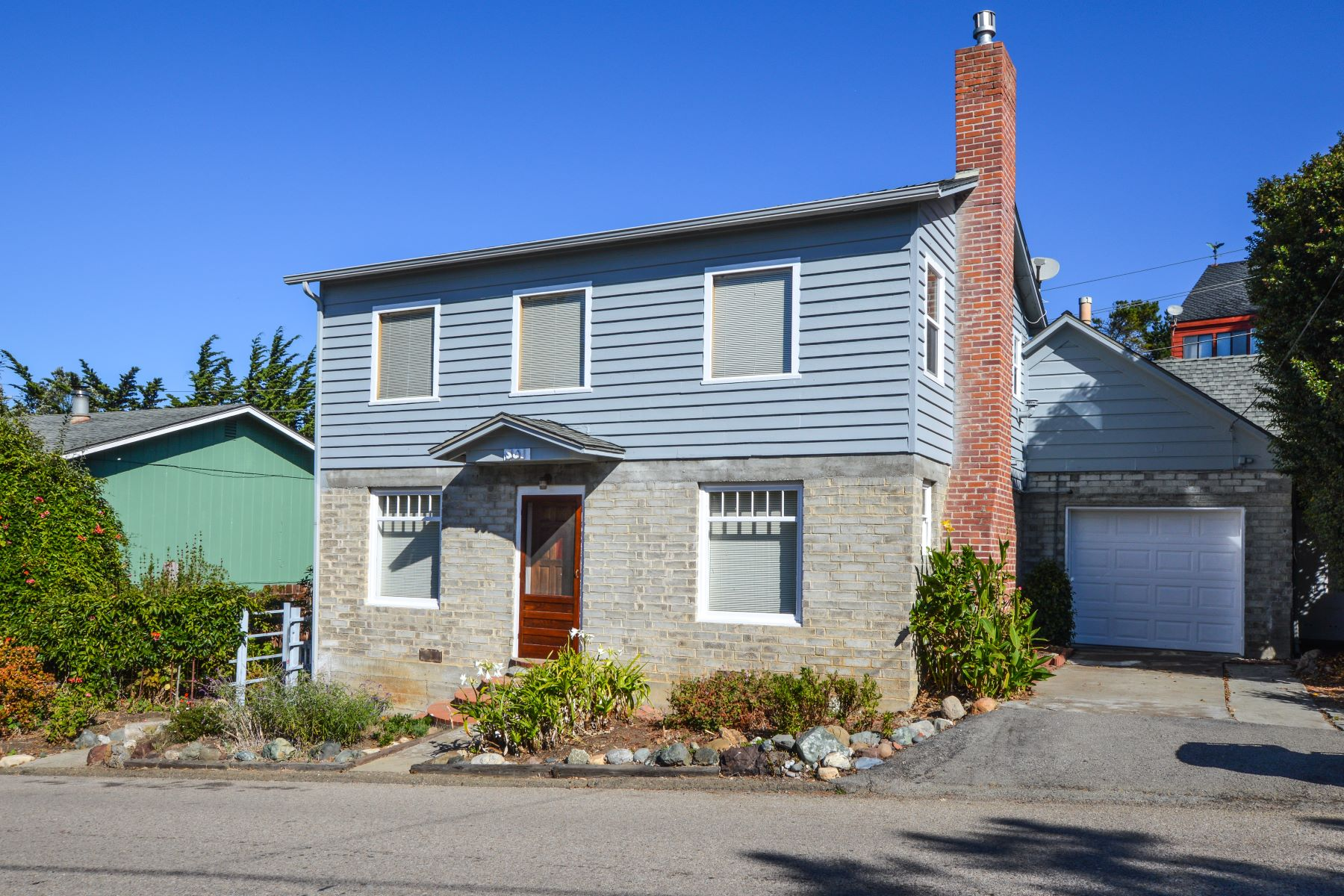 Single Family Homes for Sale at Cambria of Yesteryear 361 Weymouth Cambria, California 93428 United States