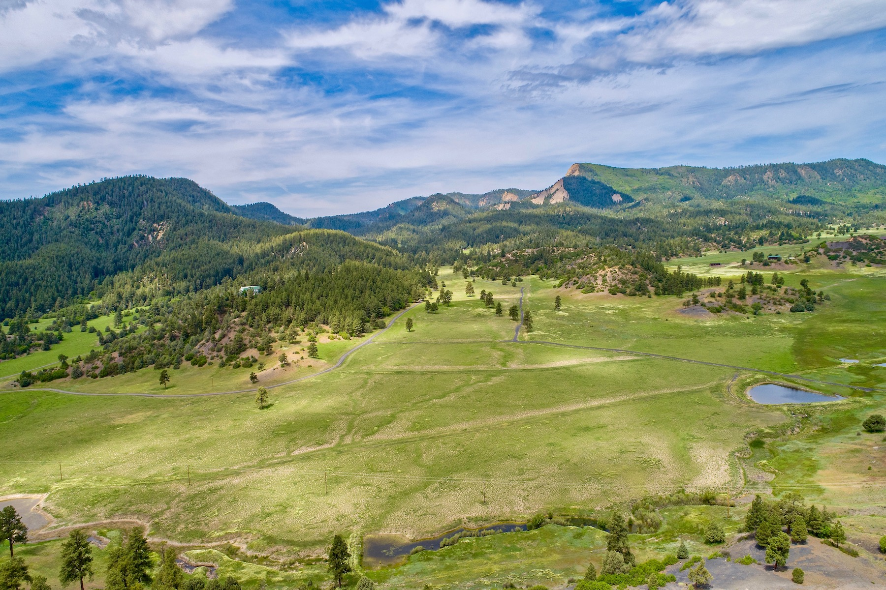 Single Family Homes for Active at Taylor Canyon Ranch 8231 CR 500 Pagosa Springs, Colorado 81147 United States