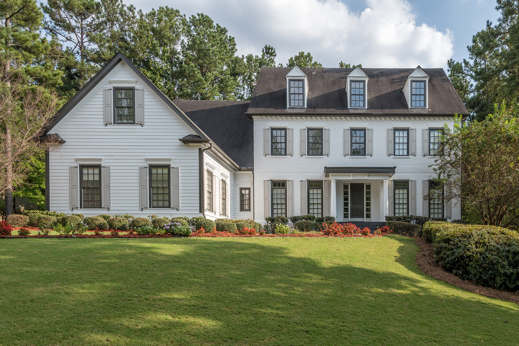 Single Family Home for Sale at Country Club Setting, Golf Course View 6217 Arnall Court NW Acworth, Georgia 30101 United States