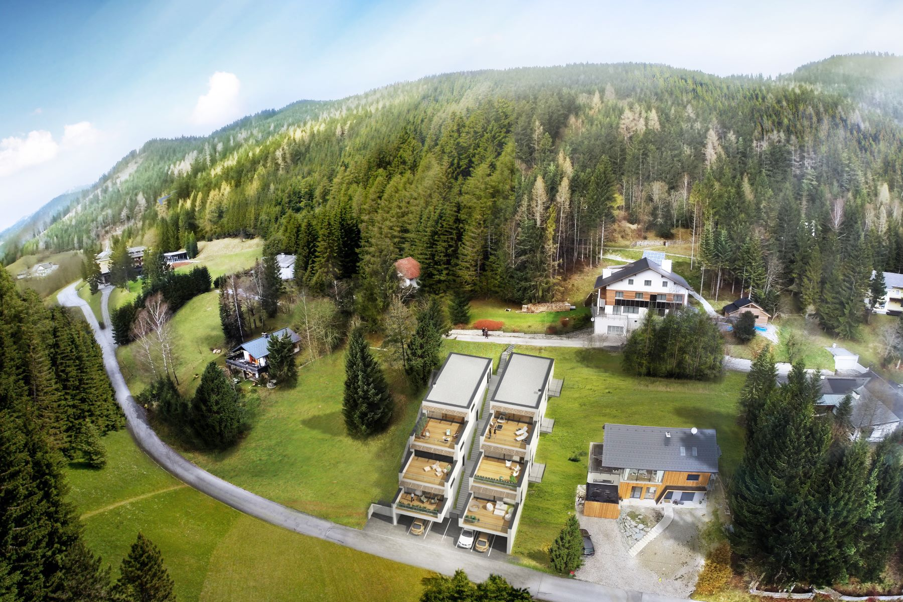 Additional photo for property listing at Mountain Apartments, Austria - Semmering Other Slovakia, Other Areas In Slovakia Slovakia