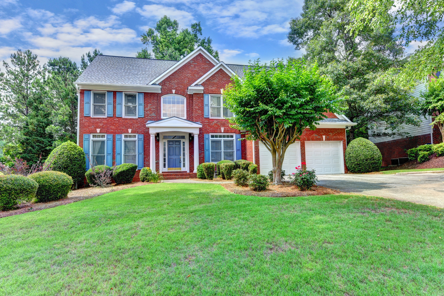 Single Family Home for Sale at Fabulous Home In Cambridge With Recent Upgrades! 5610 Millwick Drive Johns Creek, Georgia 30005 United States