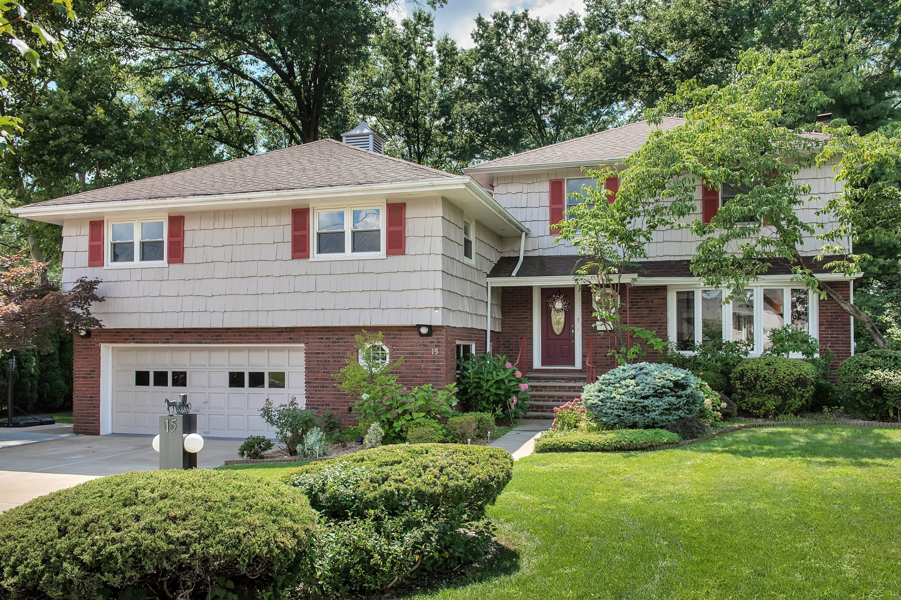 Single Family Homes for Sale at Montclair Heights Split Level 15 Chatham Terrace Clifton, New Jersey 07013 United States