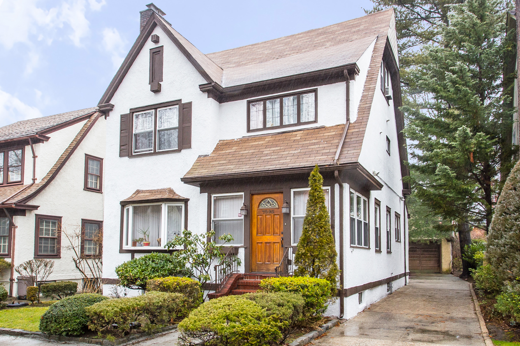 """Single Family Homes for Sale at """"VAN COURT DETACHED BEAUTY"""" 70-23 Juno Street,, Forest Hills Van Court, Forest Hills, New York 11375 United States"""
