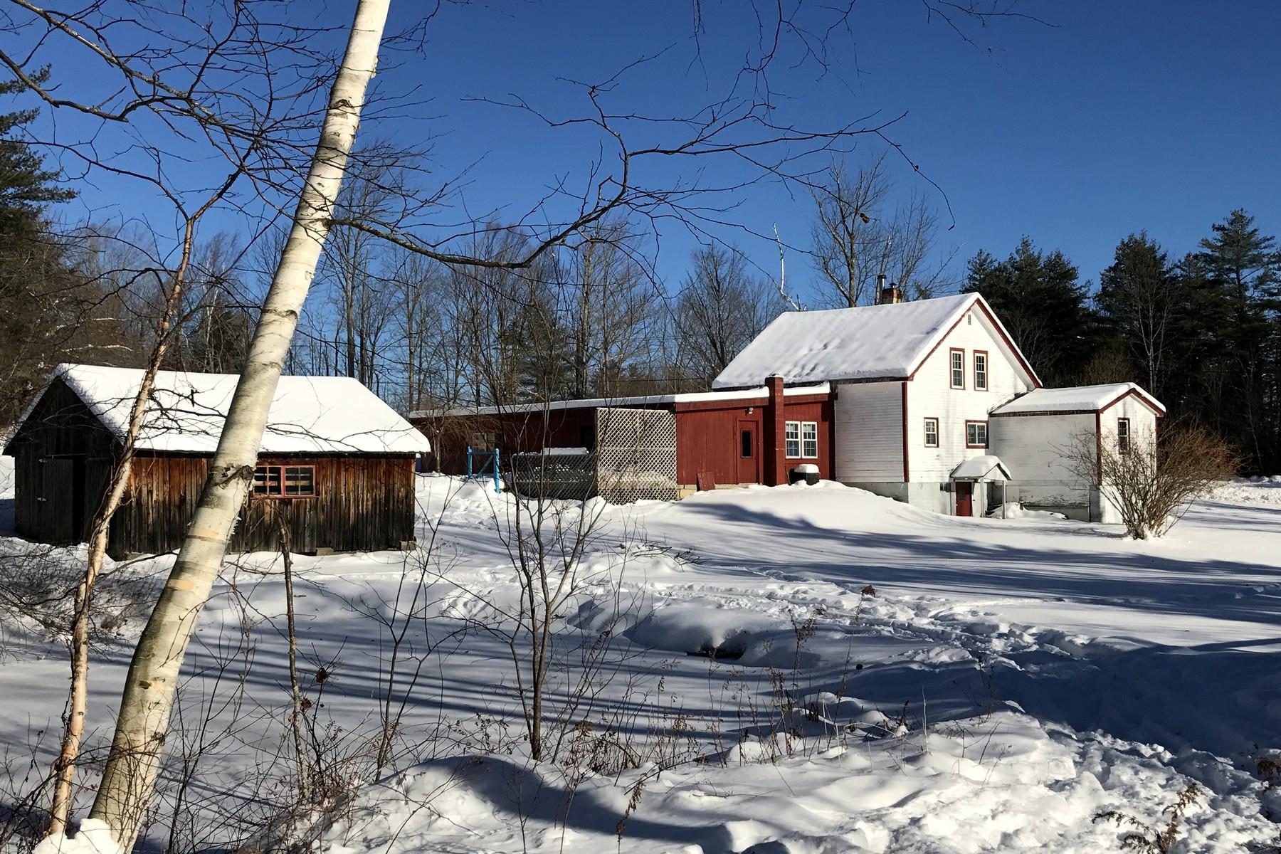 Частный односемейный дом для того Продажа на South Hill Gem 378 South Hill, Ludlow, Вермонт, 05149 Соединенные Штаты