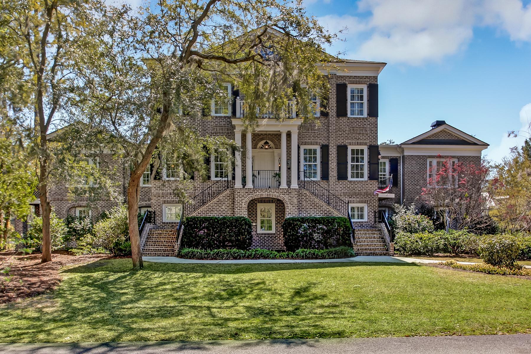 Частный односемейный дом для того Продажа на 132 Marsh Harbor Drive S Savannah, Джорджия 31410 Соединенные Штаты