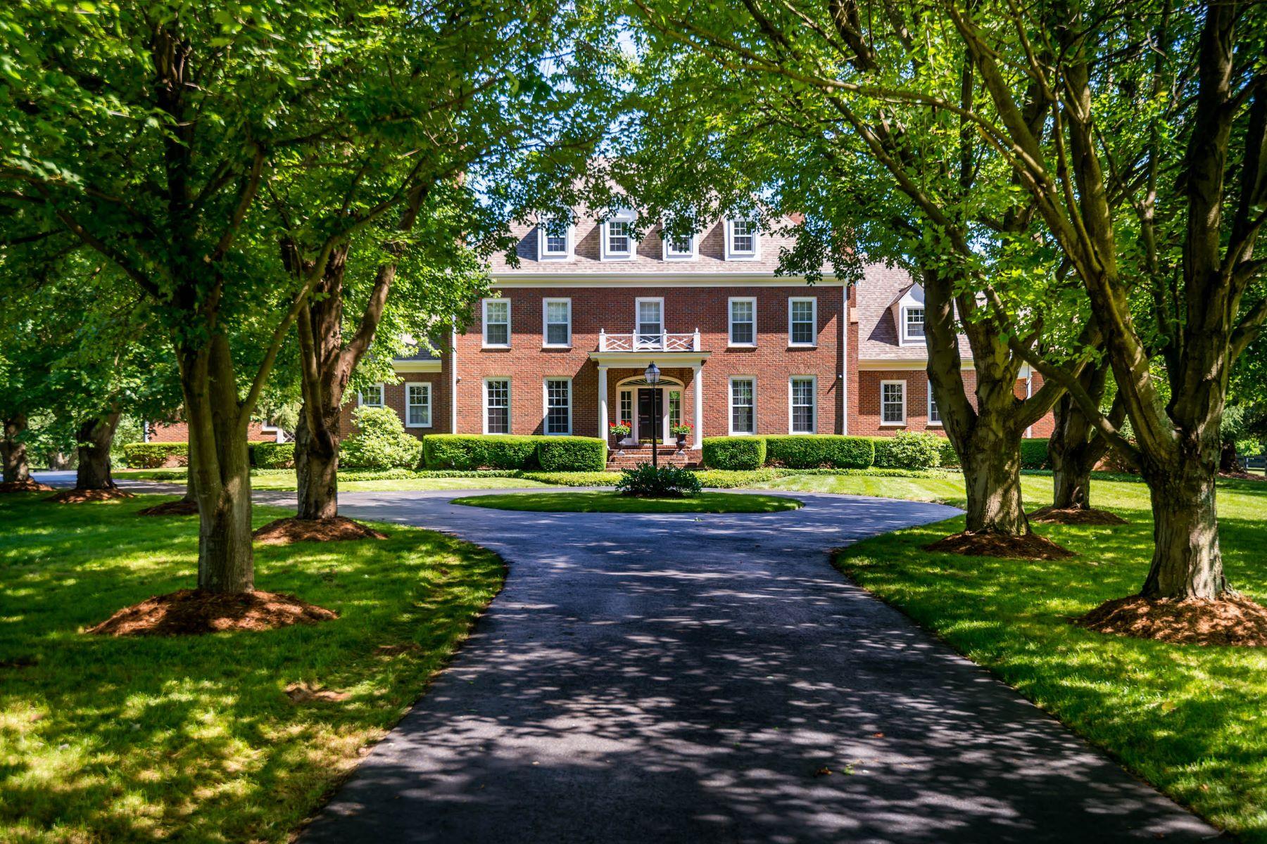 獨棟家庭住宅 為 出售 在 1125 Bridlewood Lane Lexington, 肯塔基州, 40502 美國