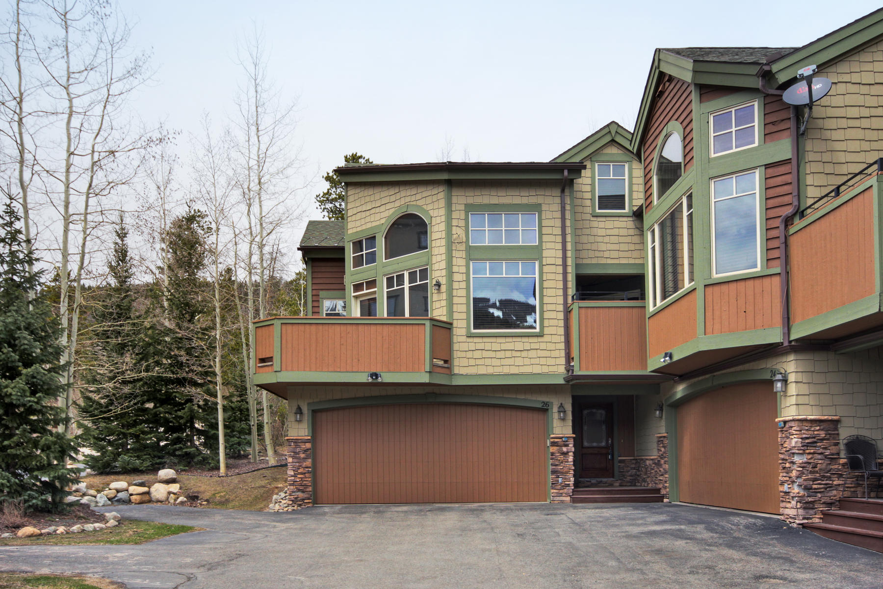 townhouses por un Venta en Autumn Brook 26 Rasor Drive #26, Keystone, Colorado 80435 Estados Unidos