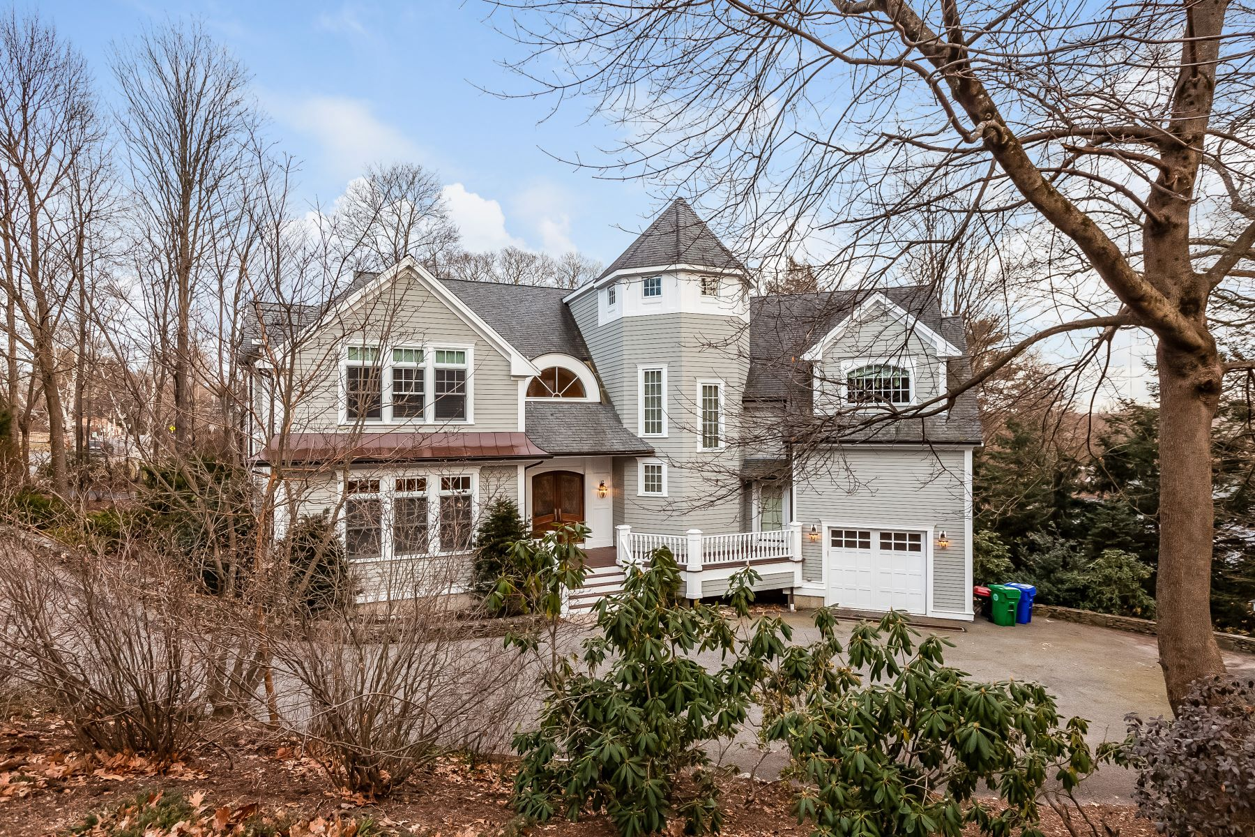 Single Family Home for Active at 78 Waban Ave Newton, Massachusetts 02468 United States
