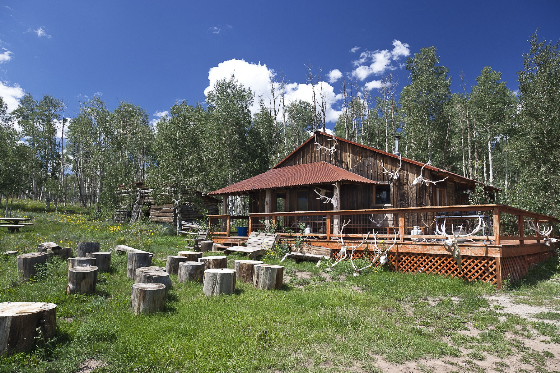 Additional photo for property listing at Berman Buckskin Ranch 101 Buckskin Placerville, Colorado 81430 United States