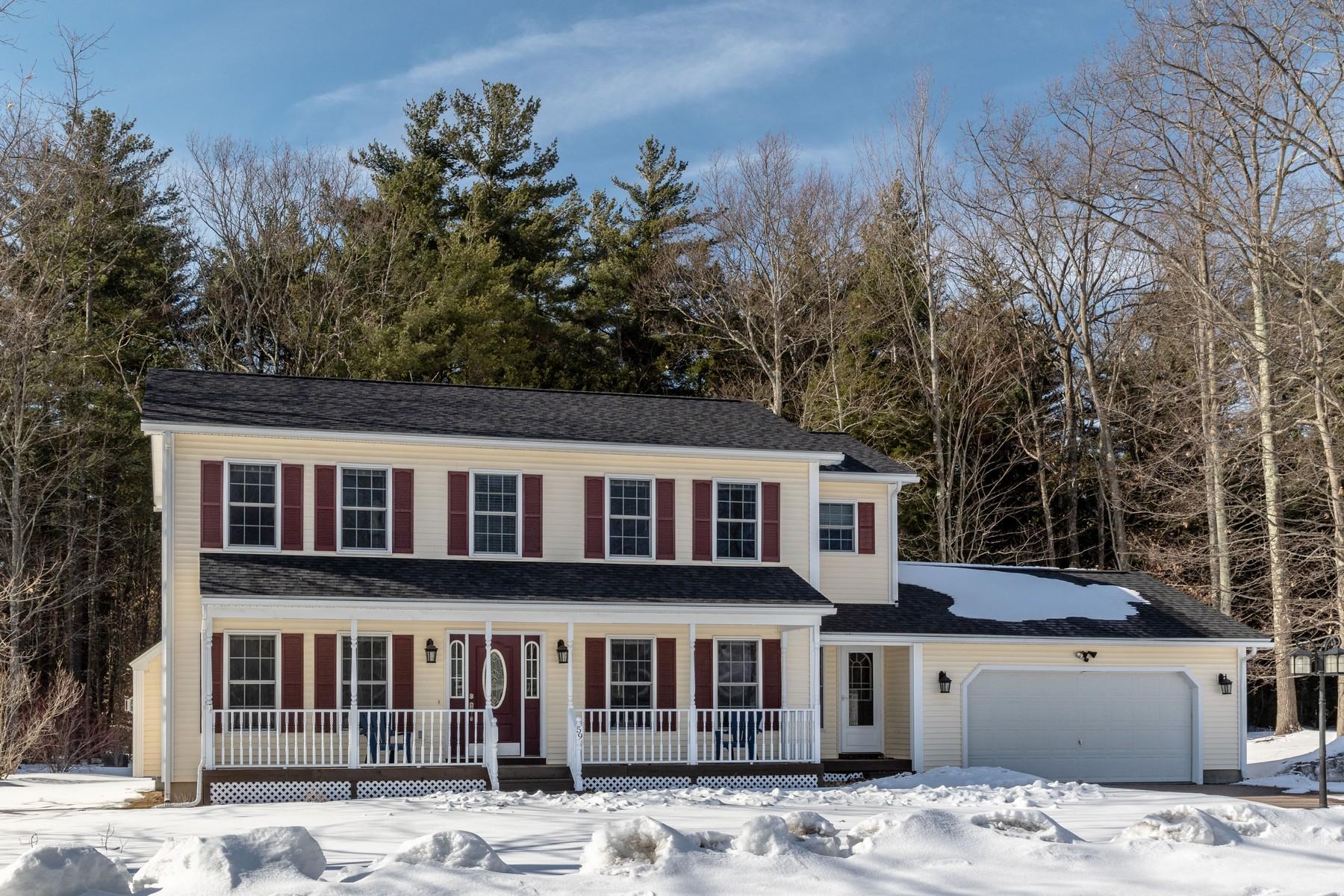 Single Family Home for Sale at 59 Overlake Dr, Milton 59 Overlake Dr Milton, Vermont 05468 United States