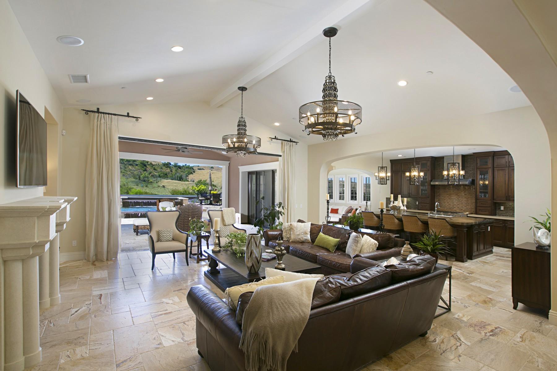 단독 가정 주택 용 매매 에 14772 Valle Del Sur Court San Diego, 캘리포니아, 92127 미국