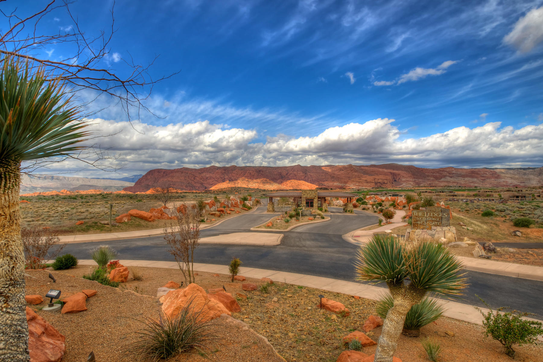 Land for Sale at Quiet Destination with Spectacular Snow Canyon Views Petroglyph Dr Lot 11 St. George, Utah 84770 United States