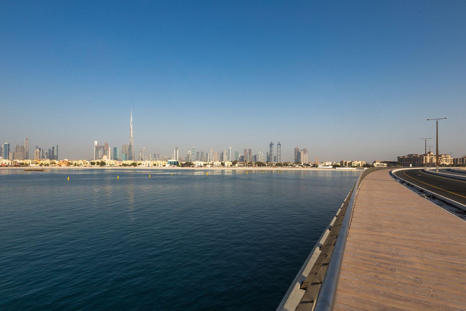 Jumeirah Bay Island Beach Front Plot Sale Dubai,  Émirats Arabes Unis