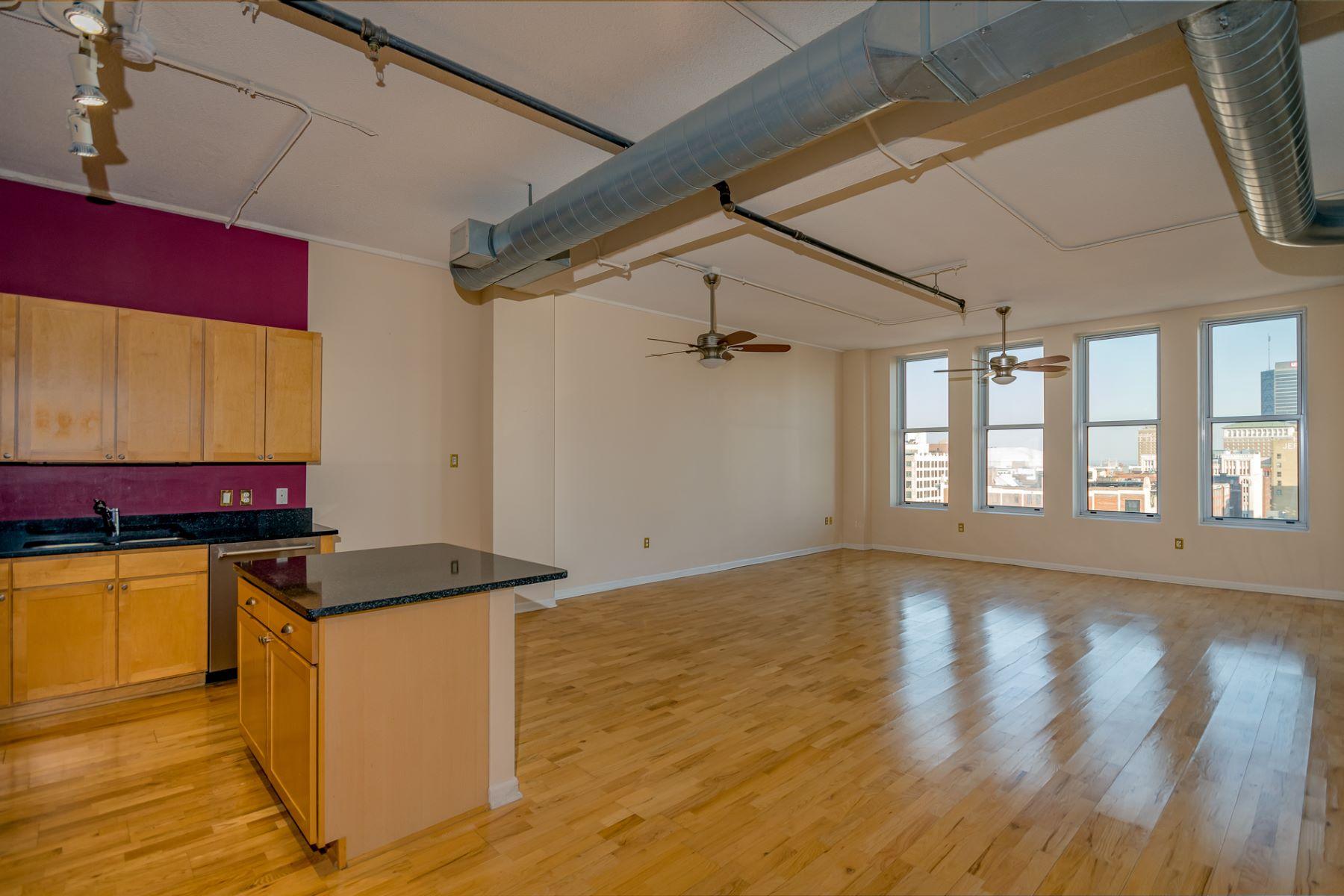 Additional photo for property listing at Locust Street 1501 Locust Street # 1005 St. Louis, Missouri 63103 United States