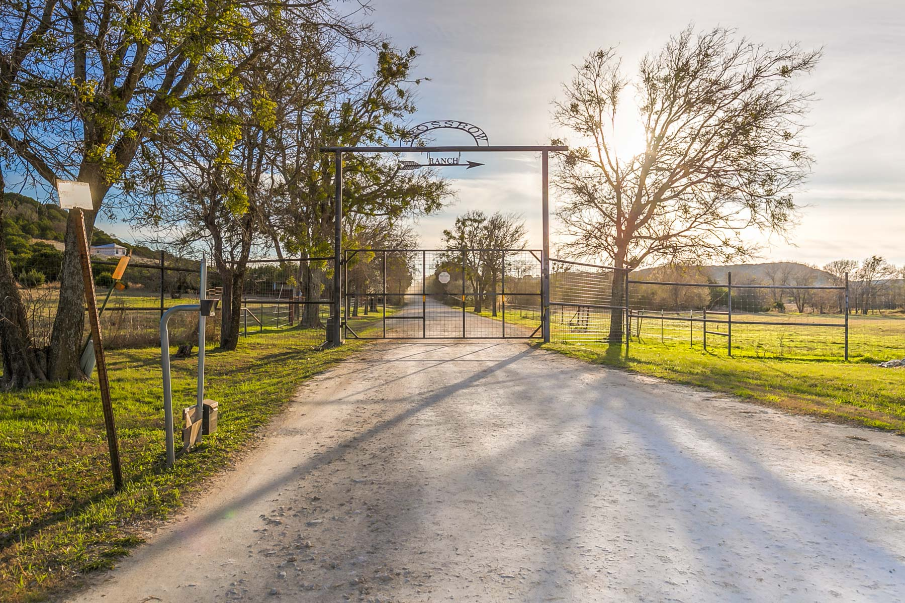 Land for Sale at Gated Hunting Preserve Crossbow Ranch 1287 Private Road 2120, Meridian, Texas, 76665 United States