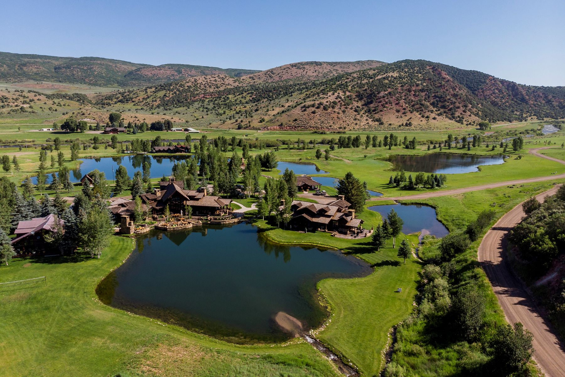 Land for Sale at 41 Elk Creek Ranch Meeker, Colorado 81641 United States