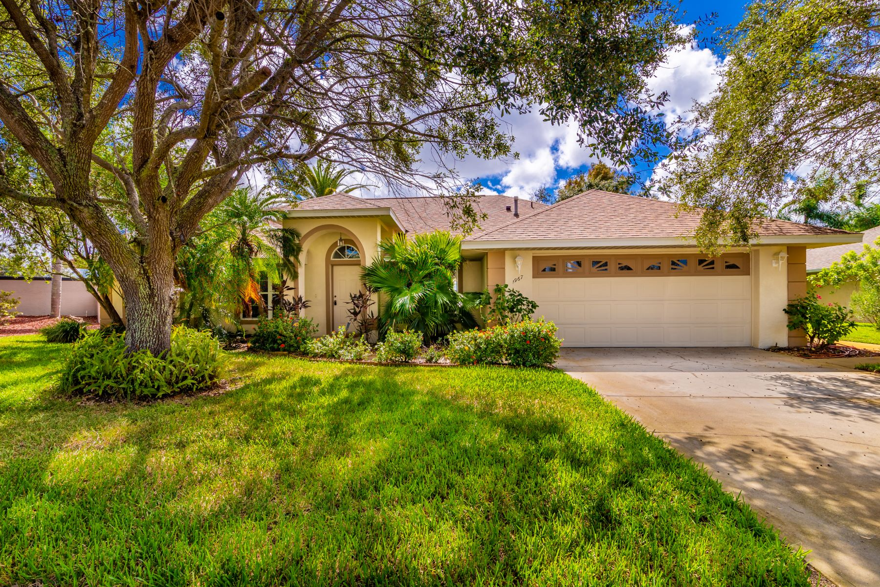 Property for Sale at Lakefront Home in Six Mile Creek 1967 Crane Creek Boulevard Melbourne, Florida 32940 United States