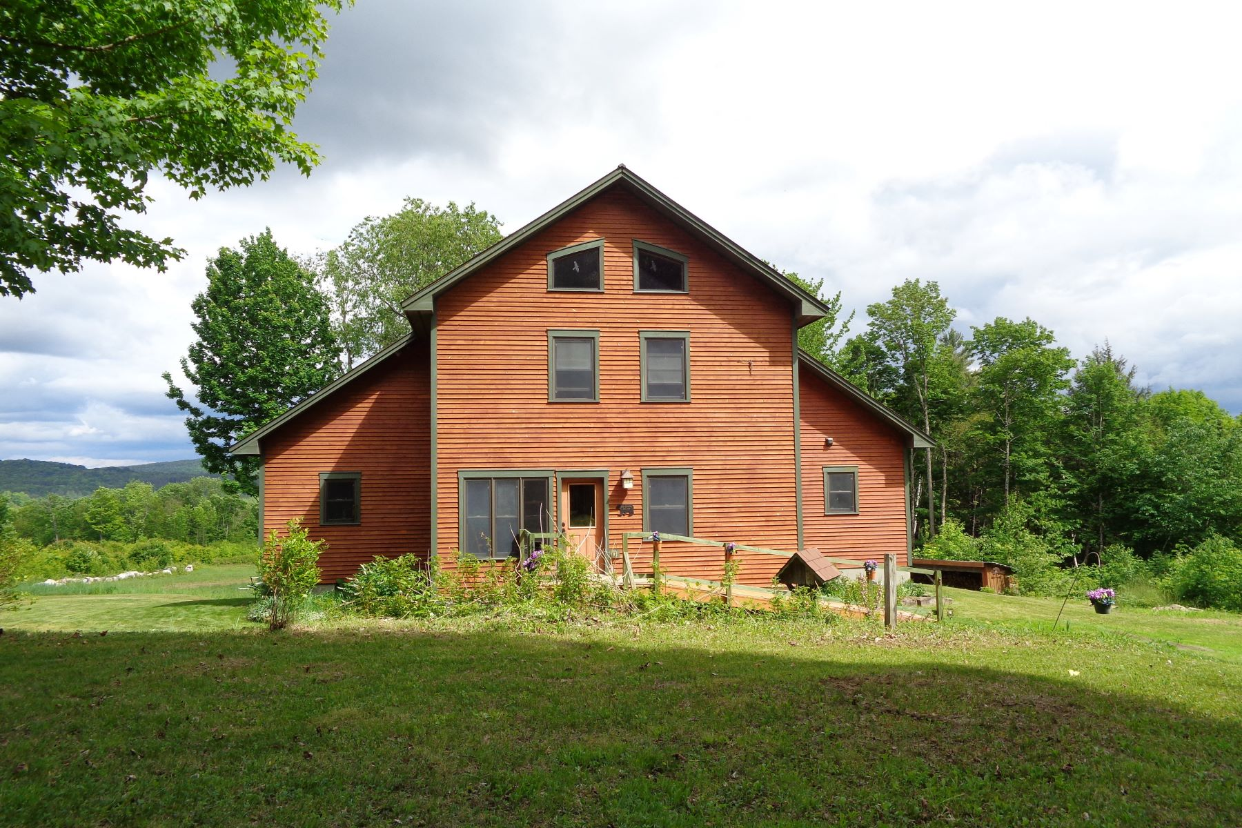 Single Family Home for Sale at Two Bedroom Craftsman in Groton 412 North County Rd Groton, Vermont 05046 United States