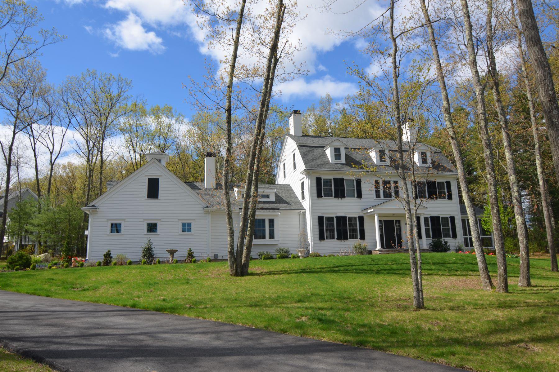 Maison unifamiliale pour l Vente à Cosentino 29 Mill Pond Bolton, Massachusetts, 01740 États-Unis