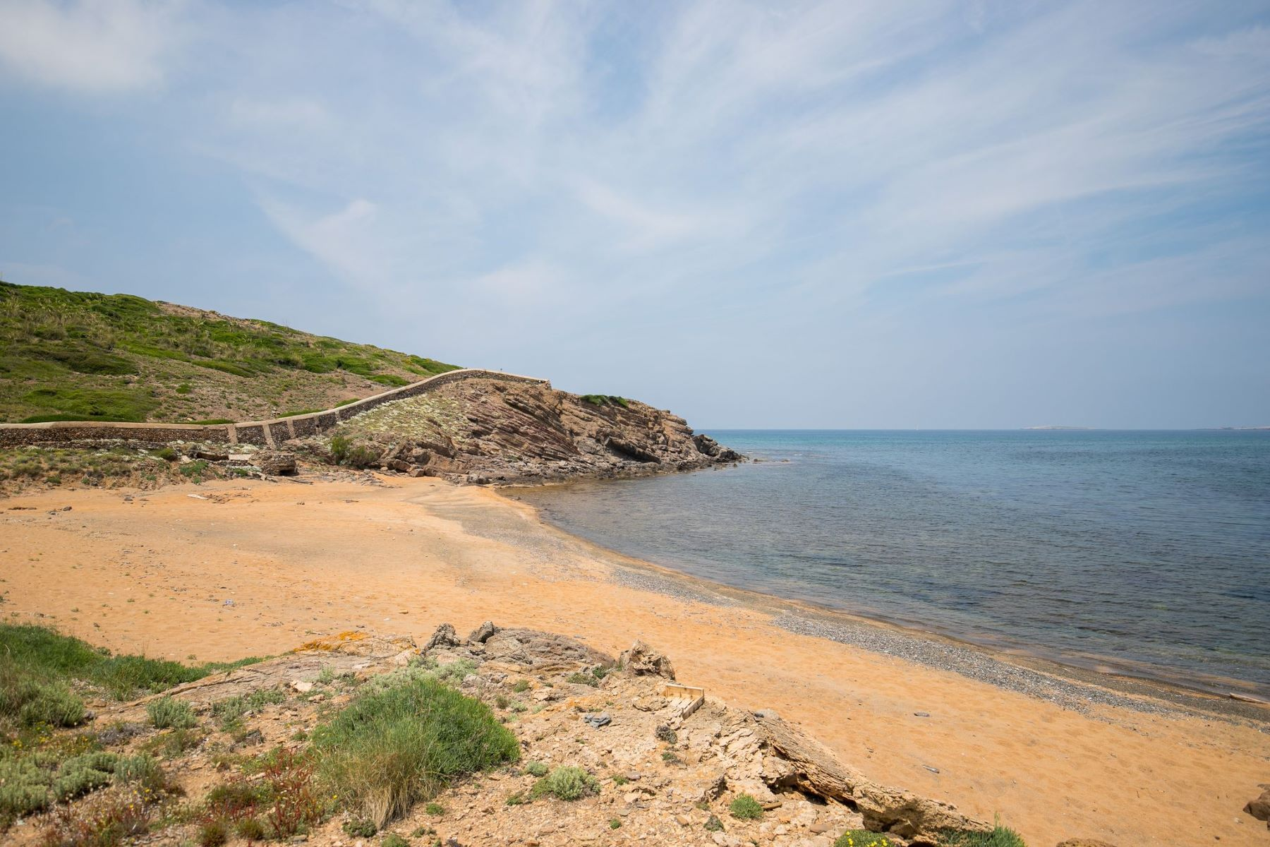 Additional photo for property listing at Unique finca with exclusive access to the beach Menorca, Menorca Spain
