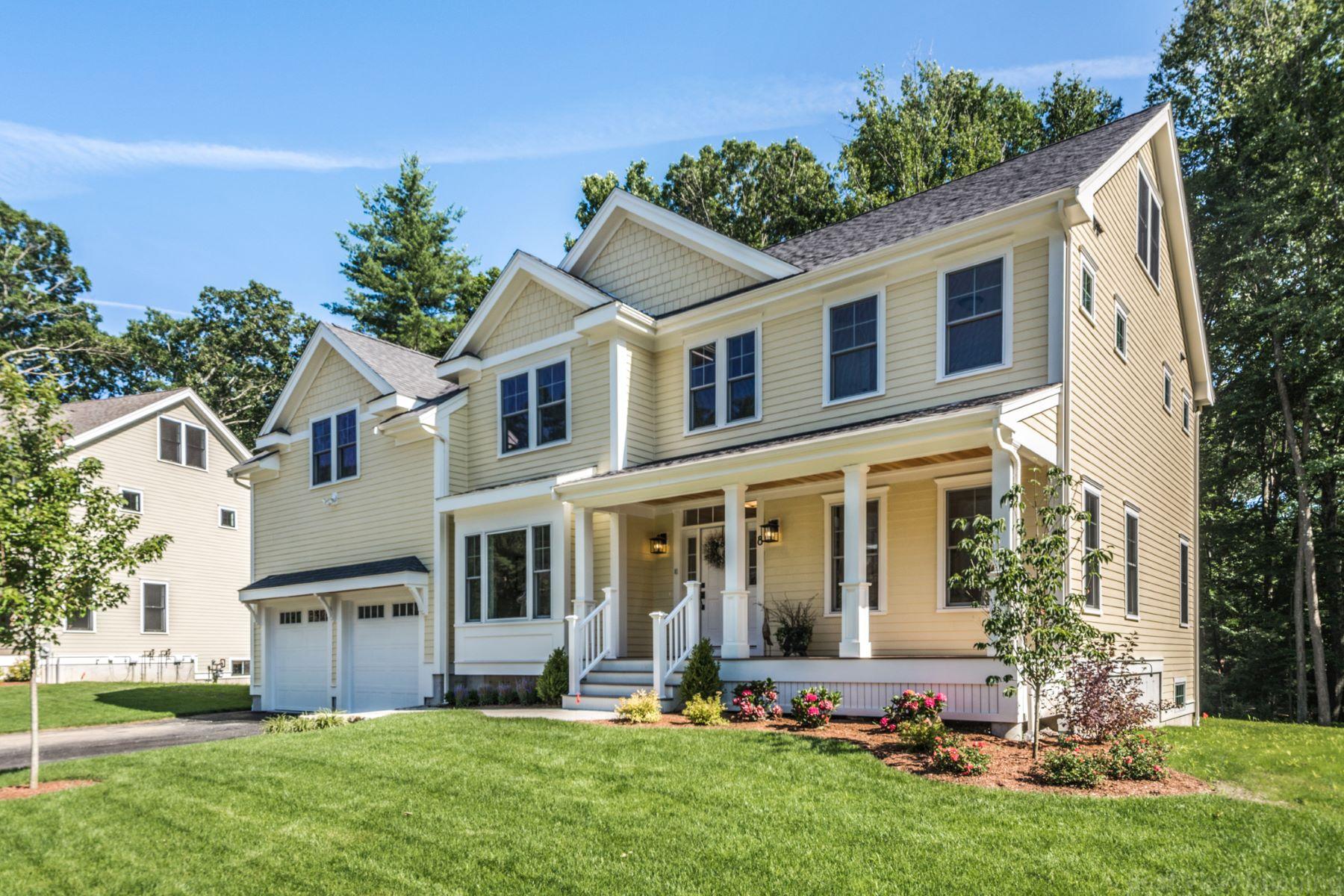 Single Family Homes 为 销售 在 贝德福德, 马萨诸塞州 01730 美国