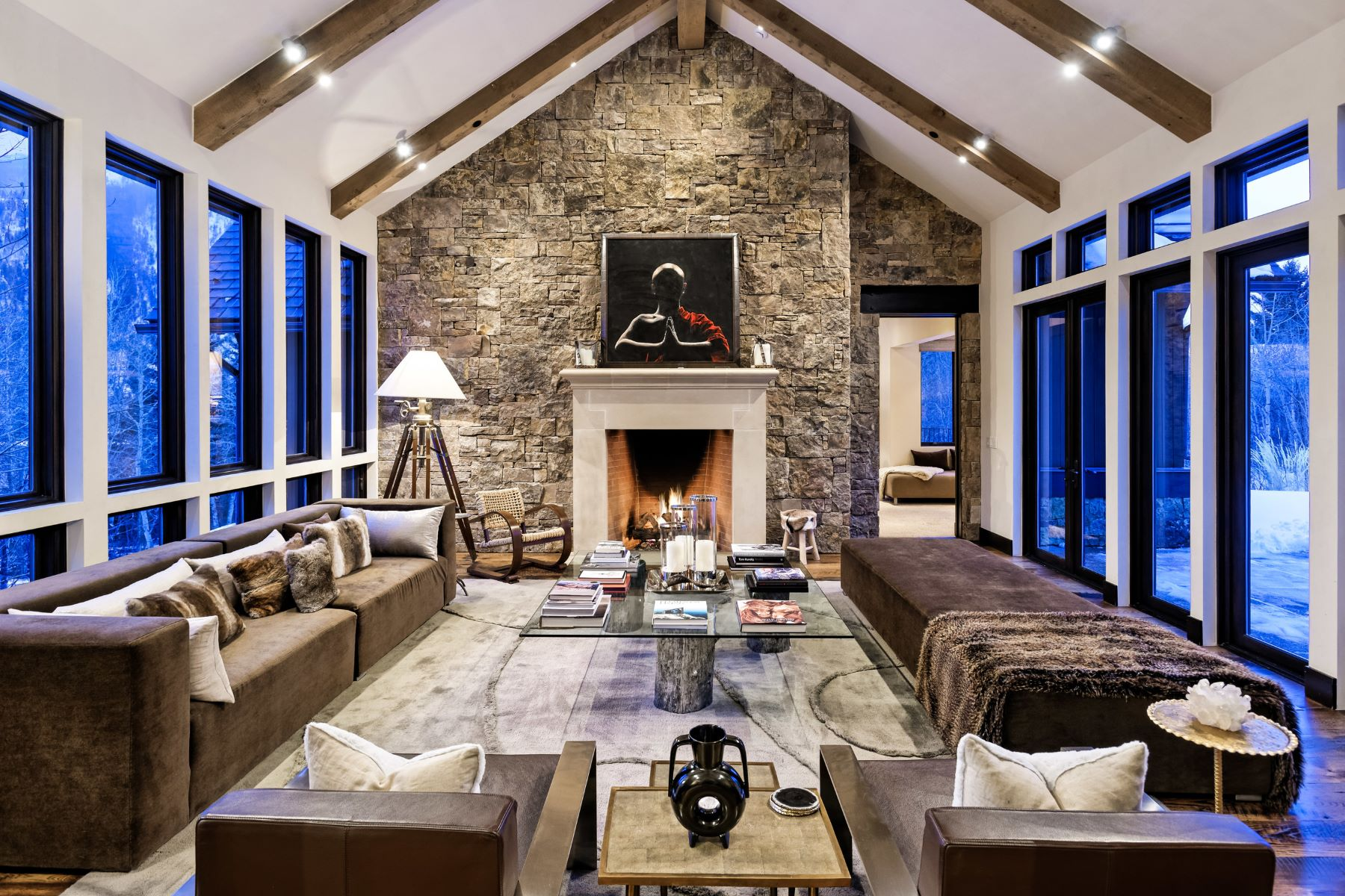 Single Family Homes for Sale at 190 West Lupine Drive 190 W Lupine Drive Aspen, Colorado 81611 United States