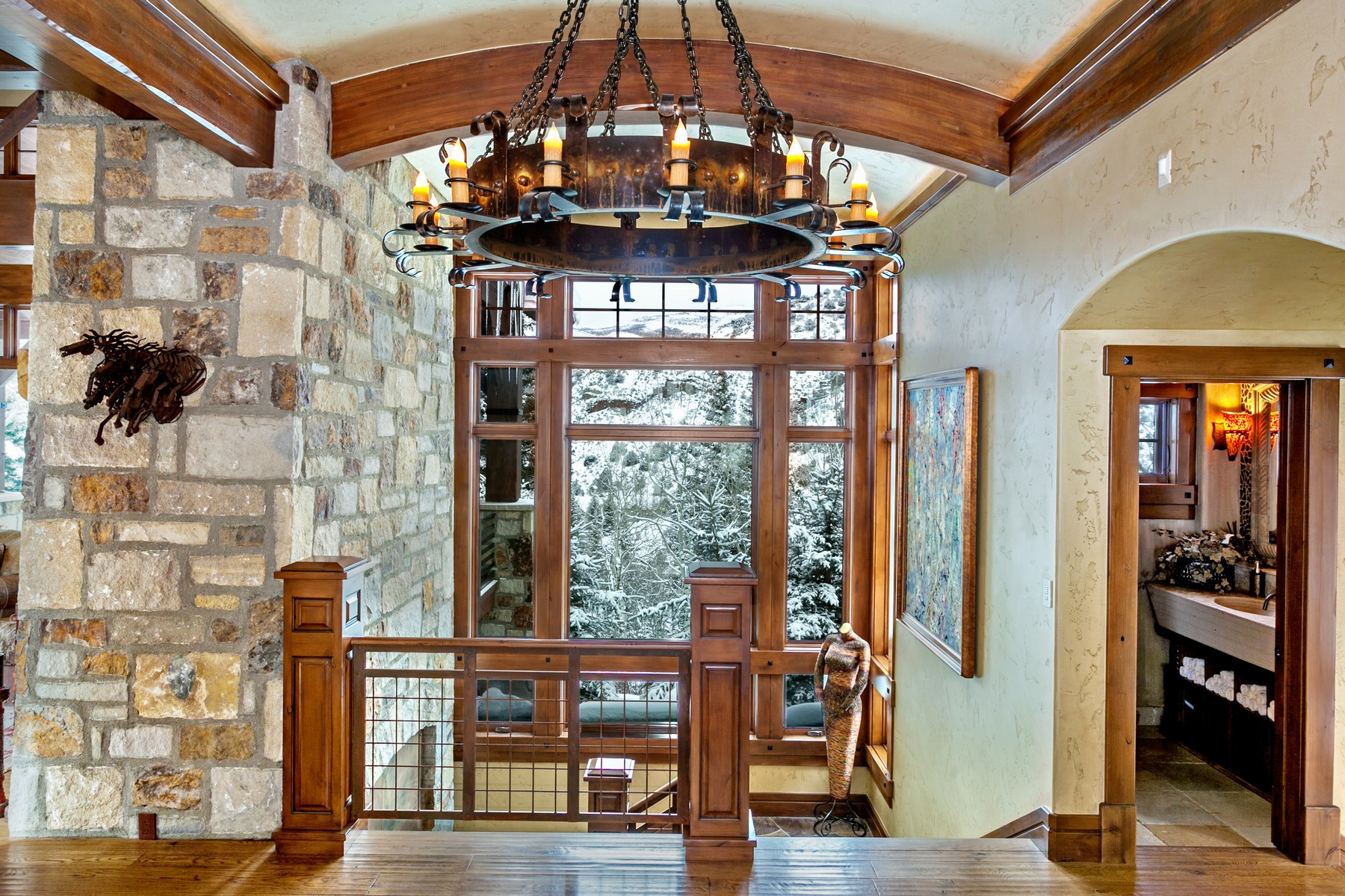 Additional photo for property listing at Magnificent, Creative & Luxurious Custom Home in Gated Community 605 Andorra Road Edwards, Colorado 81632 United States