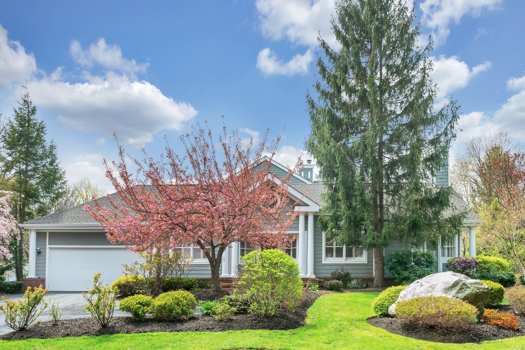 townhouses for Sale at Living Beautifully 41 Woodcrest Drive Morris Township, New Jersey 07960 United States