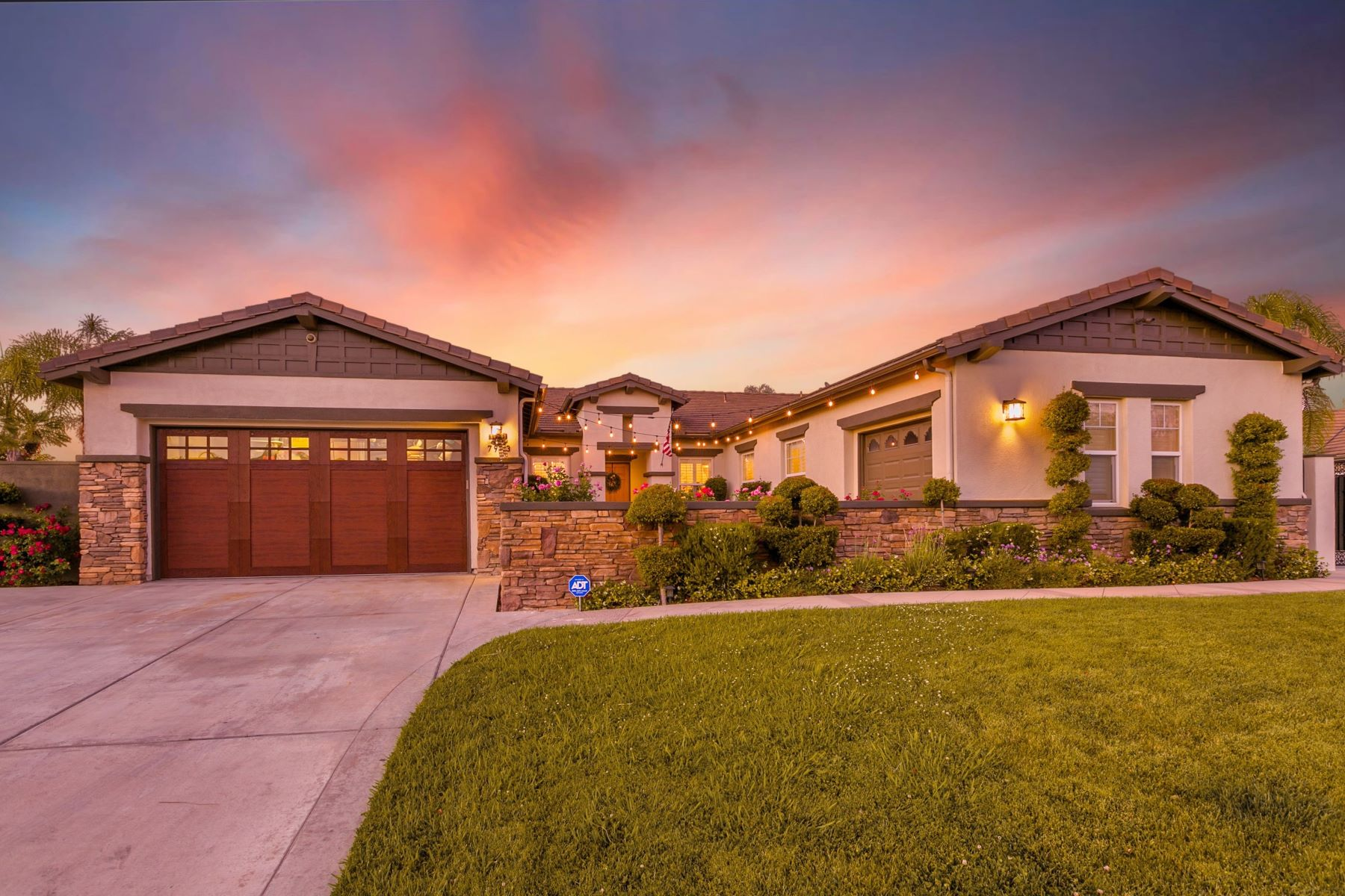Single Family Homes for Sale at 7943 Armagosa Drive Riverside, California 92508 United States