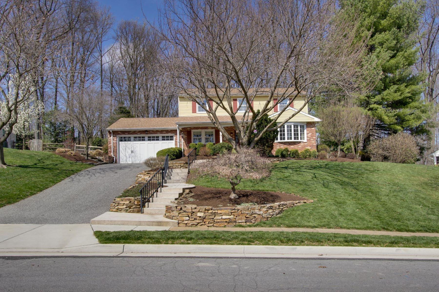 Single Family Homes por un Venta en Valley Wood 336 Presway Road Lutherville Timonium, Maryland 21093 Estados Unidos