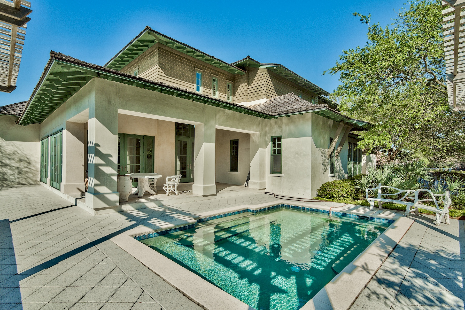 single family homes for Active at Luxury Living in an Architecturally Significant Waterfront Home 5210 Portside Terrace Miramar Beach, Florida 32550 United States