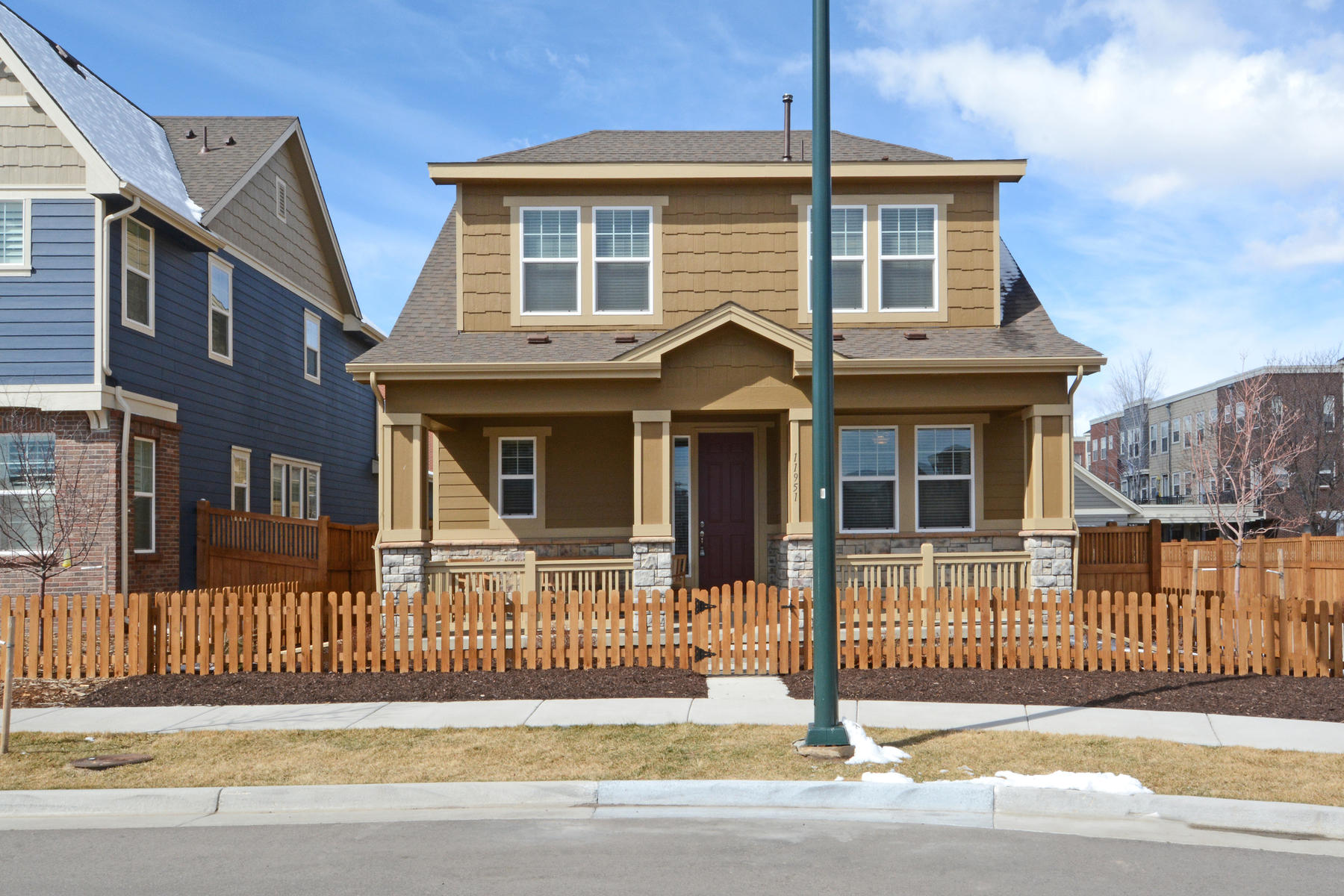 Single Family Home for Active at Pottery Barn Perfect! 11951 Meade Court Westminster, Colorado 80031 United States