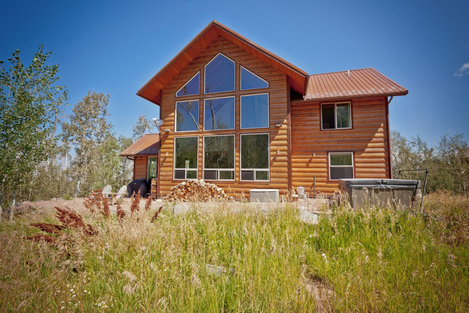 Casa Unifamiliar por un Venta en Custom Built Home at Powderhorn Ski Resort 4875 Spring Court Mesa, Colorado 81643 Estados Unidos