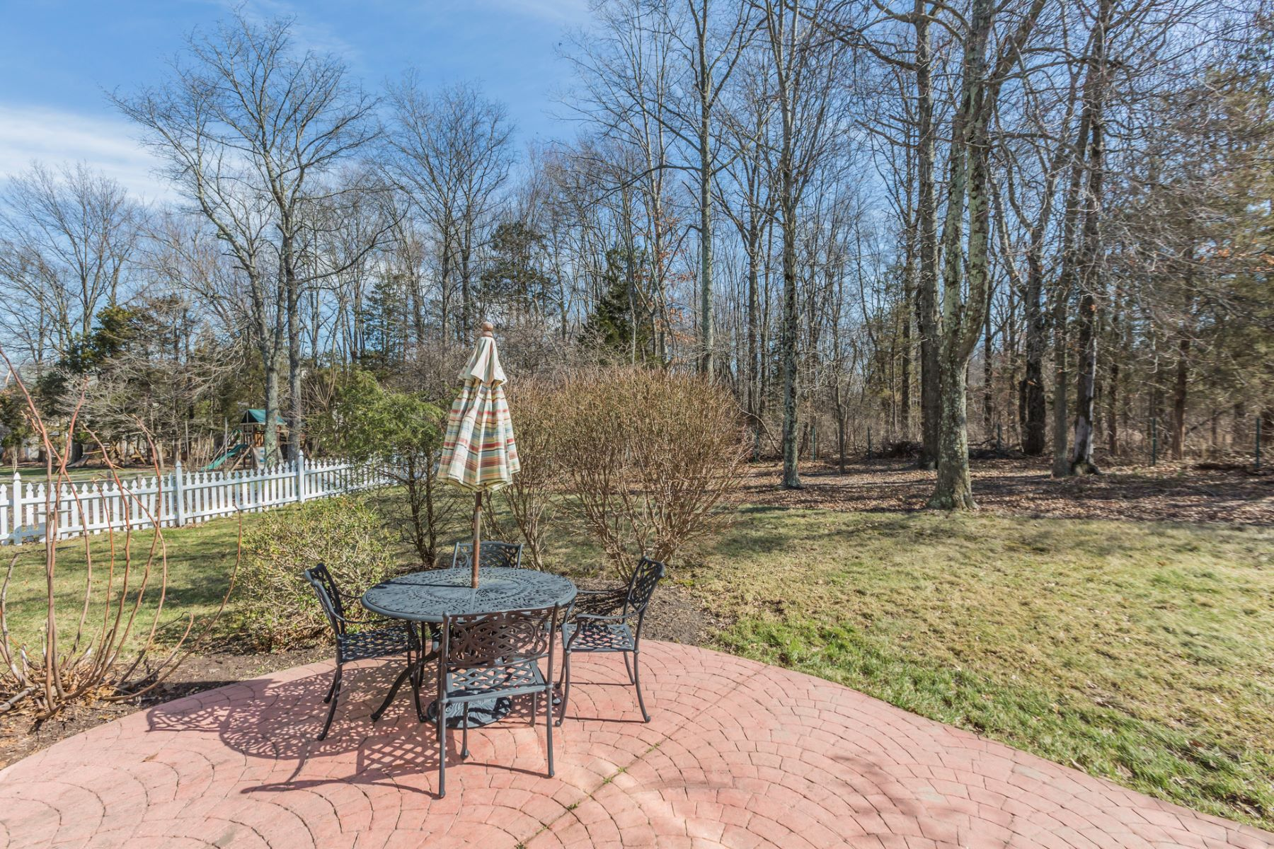 Additional photo for property listing at Backed by Leafy Privacy in WoodsEdge 41 Rutgers Lane, Princeton, New Jersey 08540 United States