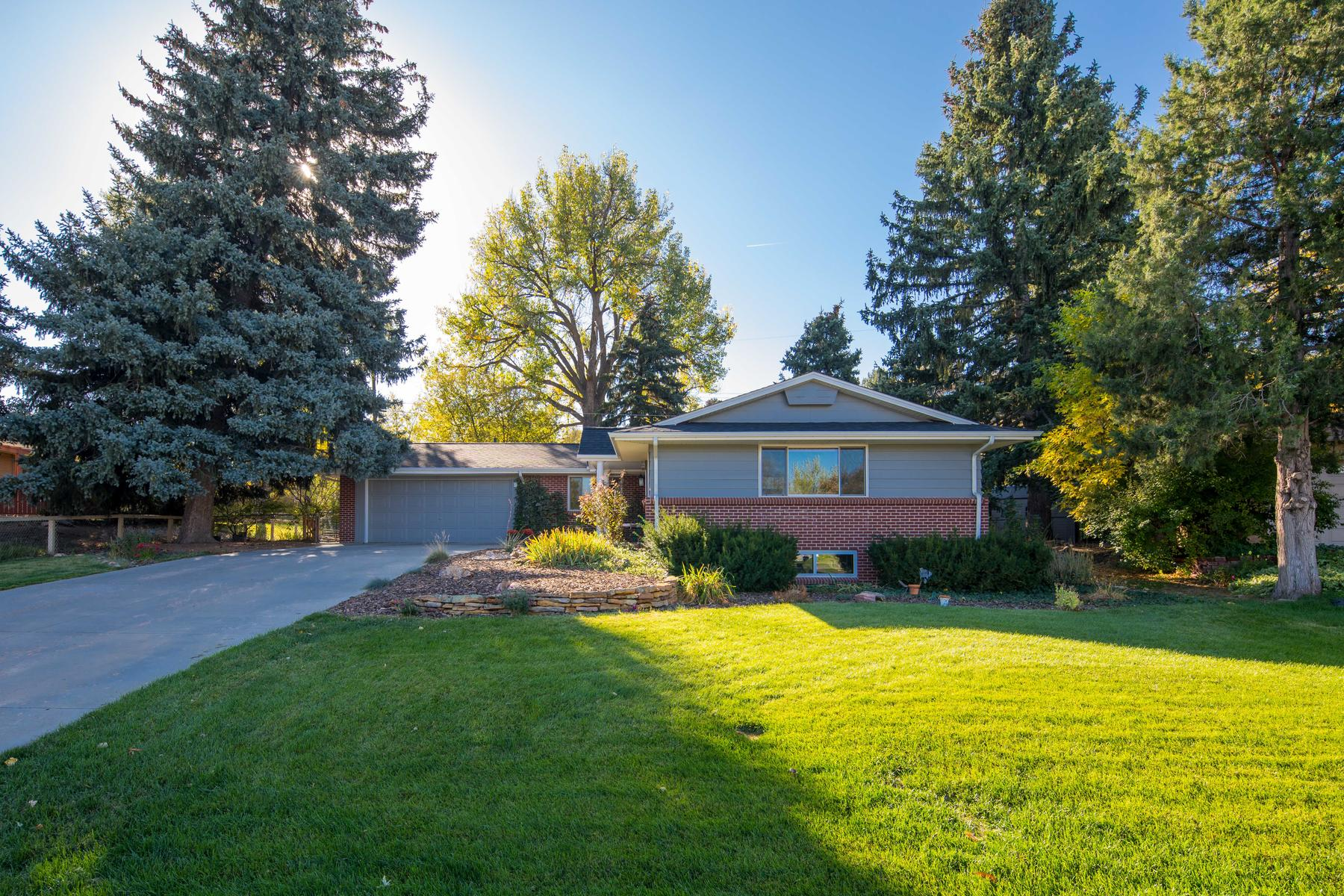 Property for Active at Beautiful Mid Century Ranch In Applewood Knolls On A Quiet Street 11320 W 25th Pl Lakewood, Colorado 80215 United States