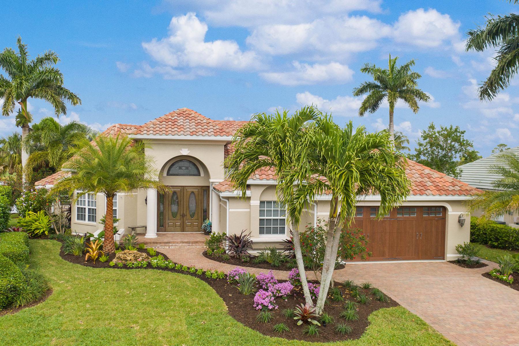 Single Family Homes por un Venta en LELY RESORT - TIGER ISLAND ESTATES 7940 Tiger Lily Drive Nápoles, Florida 34113 Estados Unidos