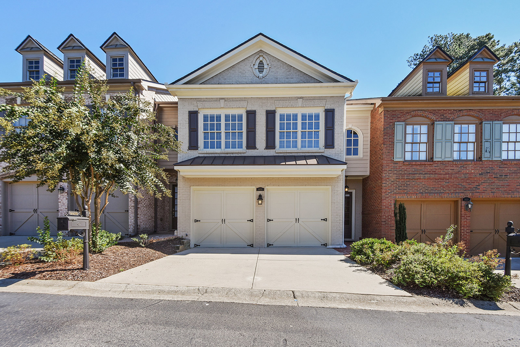 Townhouse for Sale at Charming Smyrna/Vinings Townhome 4430 Wilkerson Manor Dr Smyrna, Georgia 30080 United States