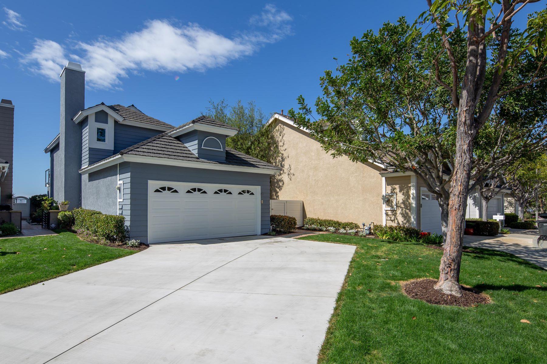 Single Family Homes para Venda às Beacon Hill Village 15 Windcrest, Laguna Niguel, Califórnia 92677 Estados Unidos