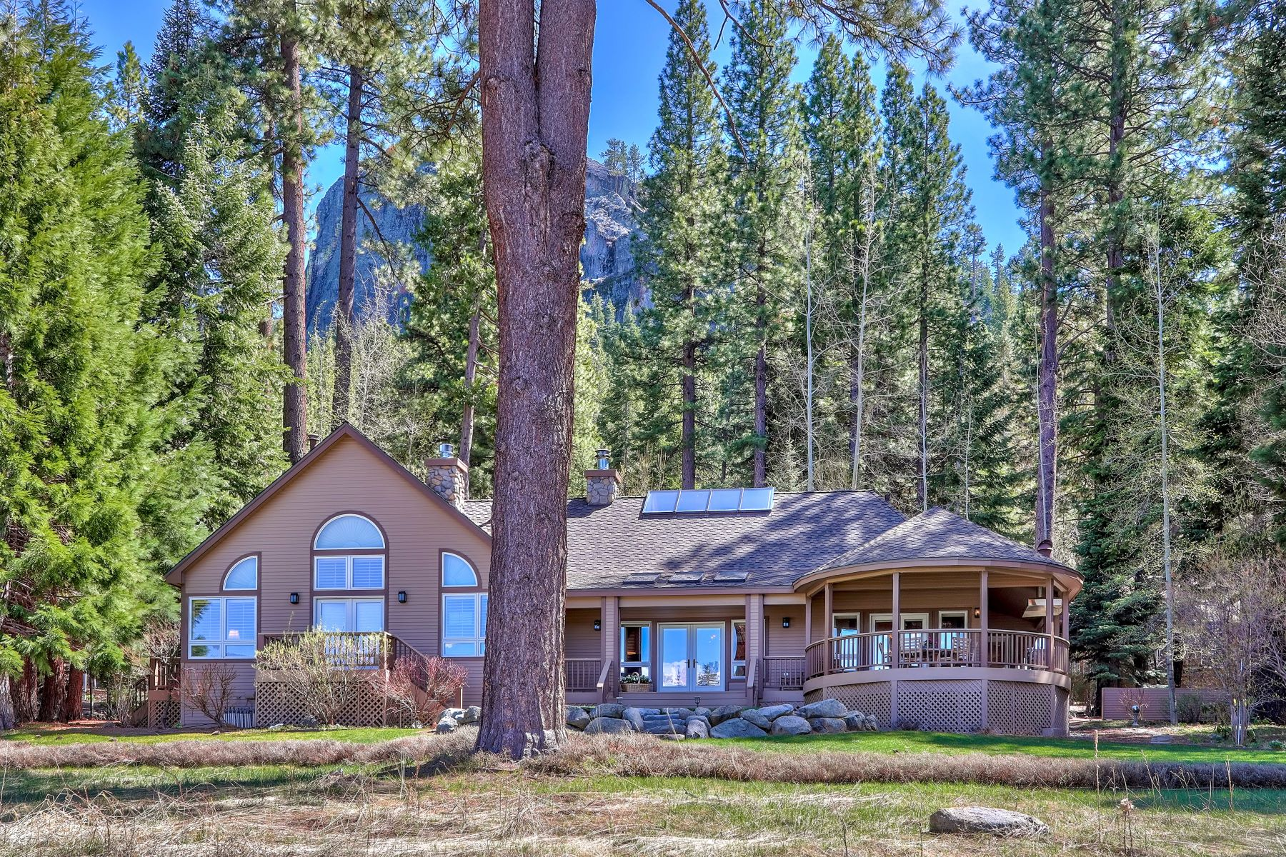 Additional photo for property listing at Peaceful setting in Historic Glenbrook 215 South Meadow Road Glenbrook, Nevada 89413 United States