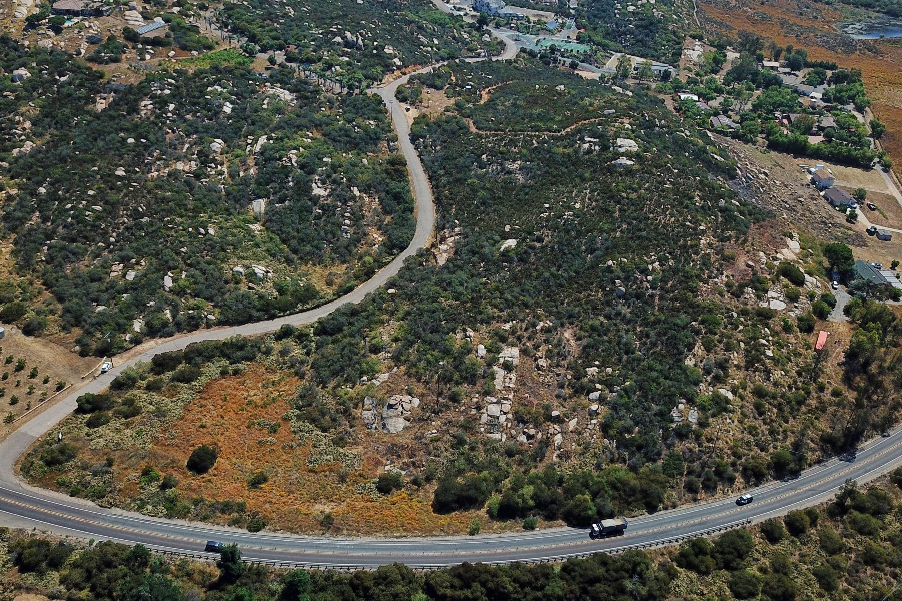 Land for Sale at Chaparral Land 0 Chaparral Way Poway, California 92064 United States