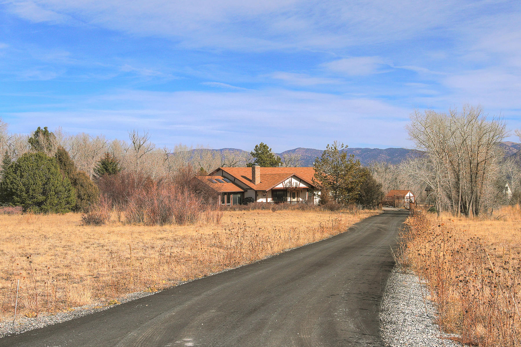 Single Family Homes のために 売買 アット County Home on Brown's Creek 13033 County Road 261D, Nathrop, コロラド 81236 アメリカ